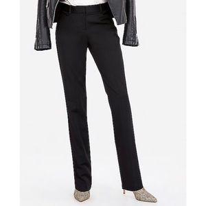 NWOT Express Columnist Trouser Pant Black